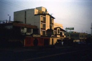 Hotel Polonia in Lima