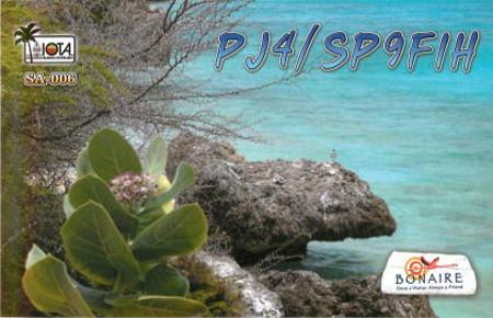 PJ4/SP9FIH by SP9FIH
