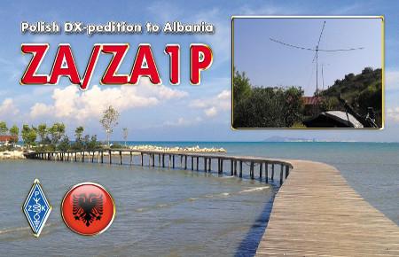 ZA/ZA1P by SP9FIH, SP6CIK, SP9TCE, SP6OJK, SP2FUD, SP6JZL
