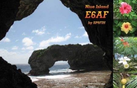 E6AF by SP9FIH